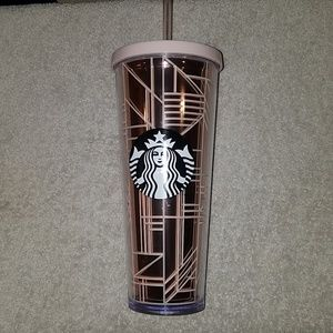 Starbucks travel cup